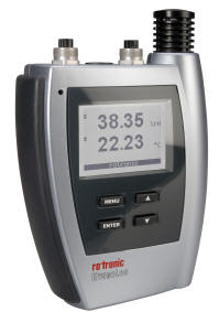 HL-NT humidity, dew point and temperature data logger